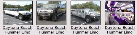 Daytona Beach Limo
