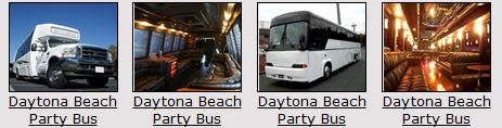 Daytona Beach Party Bus