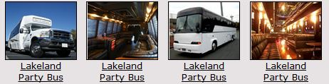 Lakeland Hummer Party buses