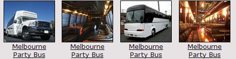 melbourne Party buses