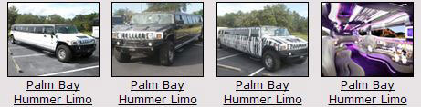 palm bay Hummer Limos