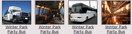 winter park Party buses